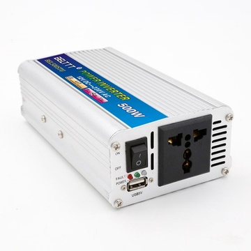 Belttt 500W DC ke AC Power Inverter USB