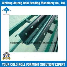 Duas Ondas ou Três Ondas Highway Guardrail Roll Formando Máquina
