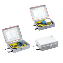 FTTH 24 Cores Fiber Optic Termination Box (AS-ODF-FDB-24A)