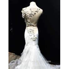 Nuevo vestido de boda de la manera SO503
