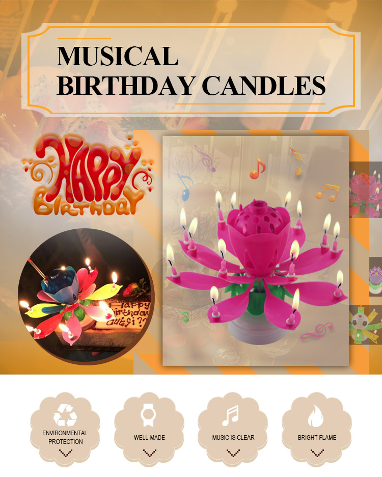 birthday candle 1