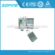 Hot Sell CE-Zulassung Portable Dental Unit für medizinische