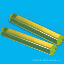 Hard Resin Rubber PU Rod