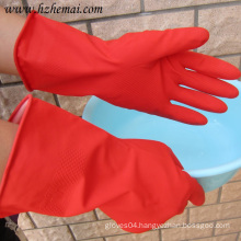 Kitchen Latex Household Gloves Cleaning Work Glove