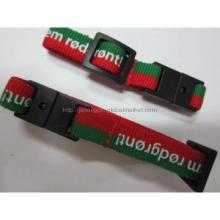 China Custom colorful Wrist Strap