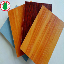 China for Melamine Particle Board laminated particleboard for furniture and decoration export to Montserrat Importers