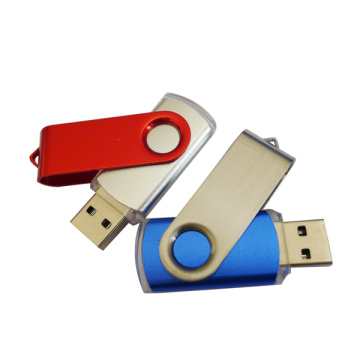 Custom Swivel Colorful Clip USB Memory Stick