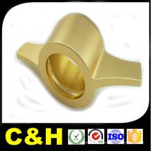 CNC que gira alumínio Al7075 / Al6061 / Al2024 / Al5051 Parte de alumínio que faz à máquina as peças