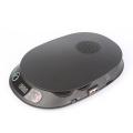 Transmissor Bluetooth FM Hands-Free para carro com suporte do telefone