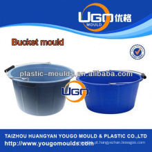 TUV assesment mold factory / new design square bucket mold in China