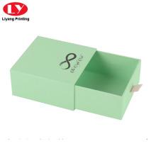 Luxury Bracelet Packaging Custom Drawer Gift Box