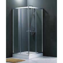 Salle de douche en verre à prix compétitif (B12)