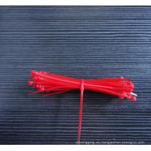 """Bridas Nylon66 4.8X200mm, 8 """"Blanco, Negro, Rojo, Azul, Amarillo"""