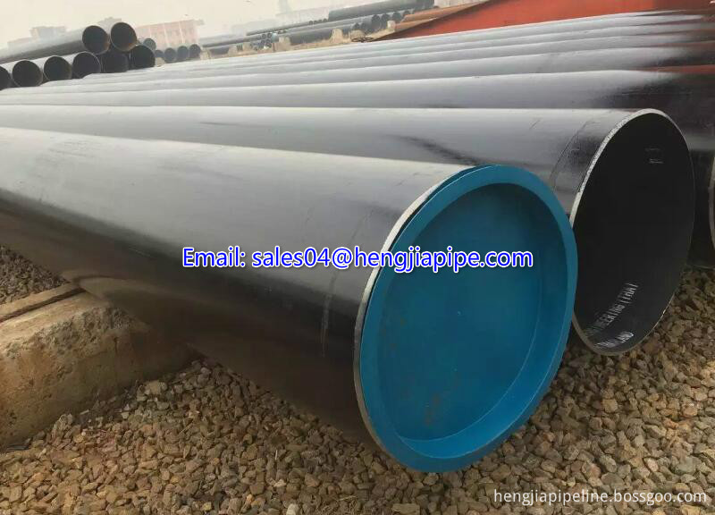 A106 steel pipes