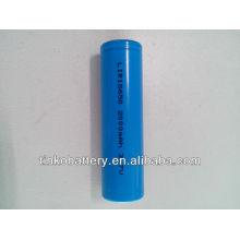 potente batería de li-ion 18650 de gran factoría