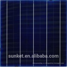 недорогой Кремниевой пластины для солнечных батарей 6x6 и батарей поликристаллических солнечных