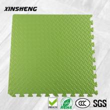 2015 hot sale non-toxic living room floor mat, anti-slip rubber mat, interlocking GYM rubber floor mat