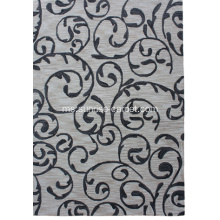 Reka bentuk Popular Hand Hooked Carpet