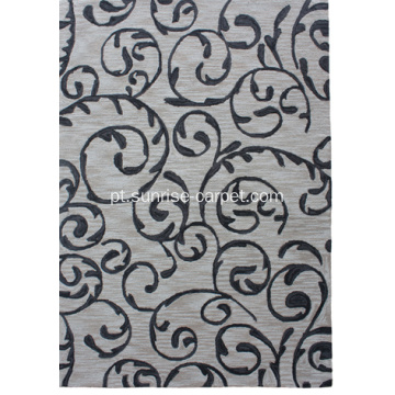 Design Popular Hand Hooked Carpet