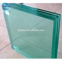 fornecedor da porcelana da folha 3mm-19mm do vidro de flutuador do tamanho do preço do cheep