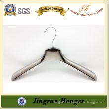 Fabricación de Foshan Percha de la capa de plástico Las mejores perchas para la ropa