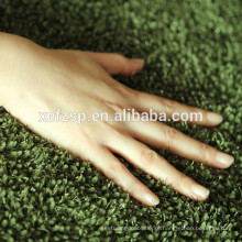 100% polyester rubber backed machine washable carpets and rugs
