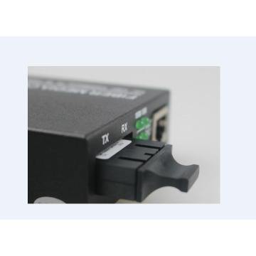 FO Untuk Multi Port LC Ethernet Media Converter