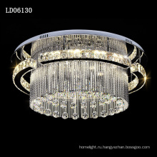 современная мода шар светодиодная люстра блеск освещение