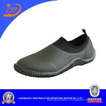 Мода синий неопрена сад обувь (80408)