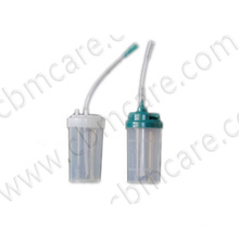 Disposable O2 Humidifiers for Medical Oxygen System
