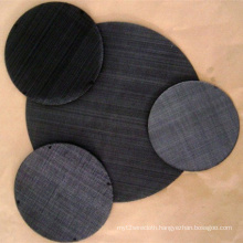 Black Iron Wire Cloth Made in China