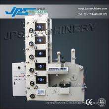 Transparenter PVC / PE / OPP / Pet / PP / BOPP / BOPE-Kunststofffolien-Buchdruck