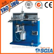 TX-800S máquina de impresión de la pantalla del cubo