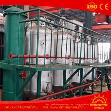 Refinería de aceite de maíz mini 3t mini refinería de petróleo refinería máquina