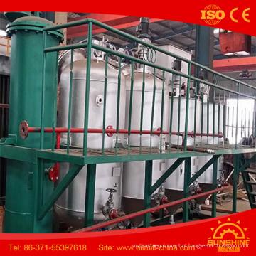 3t Máquina de Refinaria de Minério de Refinaria Mineral de Óleo de Milho