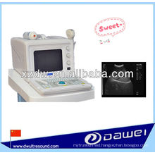 Portable B-type Medical Ultraound Scanner for sale