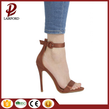 newest stylish high heel sexy lady sandals