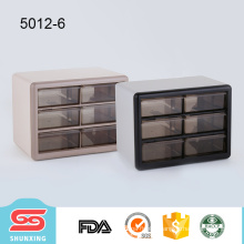 household plastic product tabletop supplies home storage with drawer