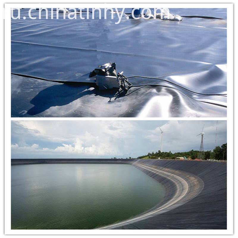 high density geomembrane liner