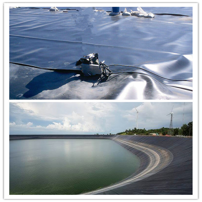 Shrimp Farm Pond Liner