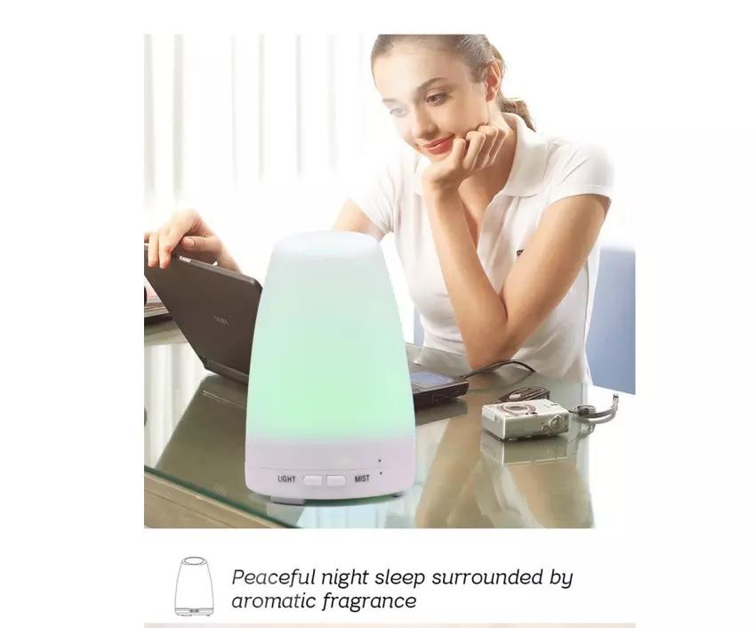 Ultrasonic Air Humidifier for Home