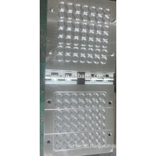 WSR rubber injection mold / compression mold with high quality