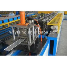 Máquina de formación de rollos de material de construcción de YTSING-YD-0489 completamente automático Machinary para las piezas del obturador de rollo de puerta