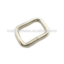 Fashion High Quality Metal Steel Rectangle Ring