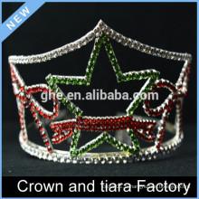 Couronne tiara à étoile à prix réduits