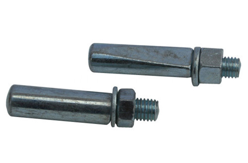 Cotter Pins Secure Nut