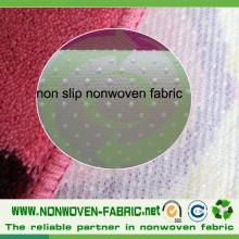 Tissu antidérapant non tissé pour articles ménagers