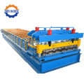 Jubin Warna Glazed Tiles Roll Forming Machine