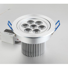 SY LED Downlight Power LED 7x1W