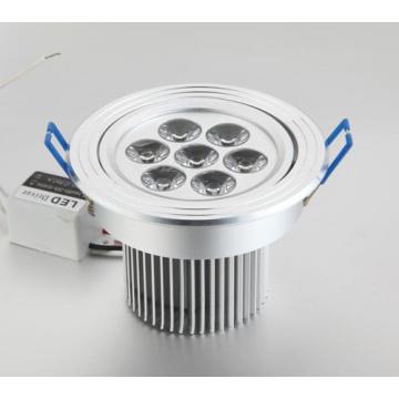 SY LED Downlight LED-Betriebsanzeige 7x1W